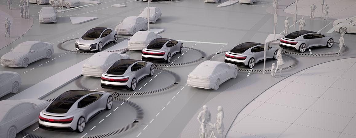 multiple car image