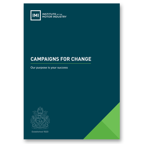 Campaigns for Change Book Cover