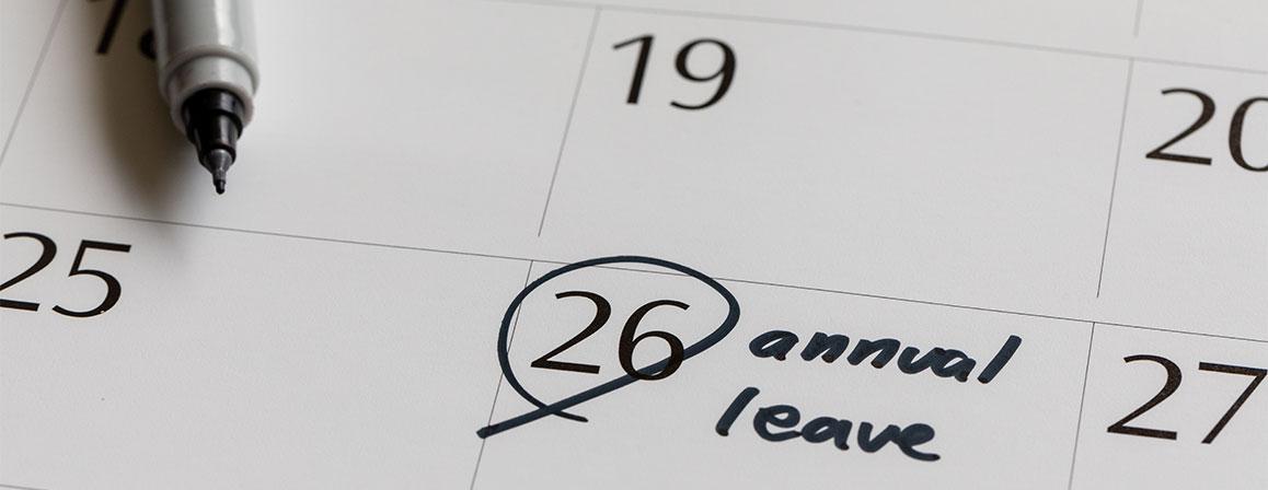 Annual Leave image