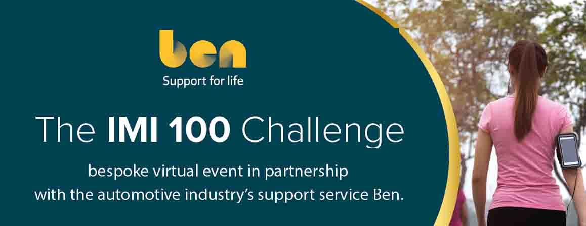 IMI 100 Challenge
