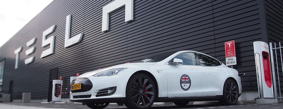 Tesla Garage