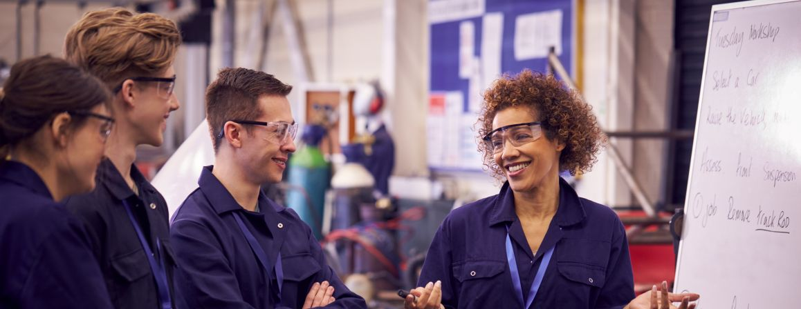 Become An Apprentice With The IMI