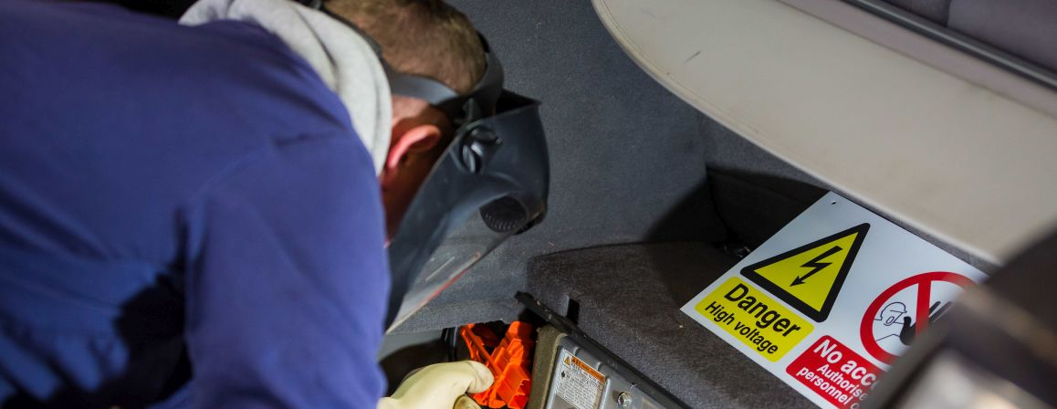 Electric Vehicle Technician