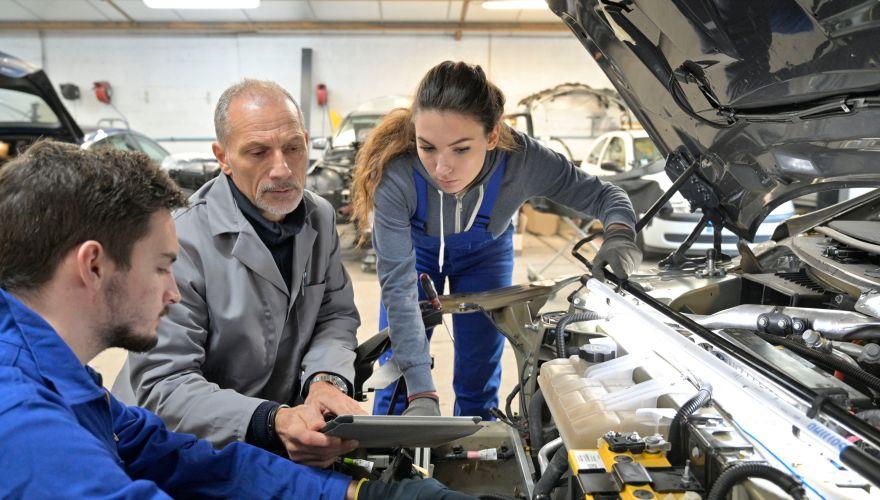 Autopro Academy, IMI Case Study