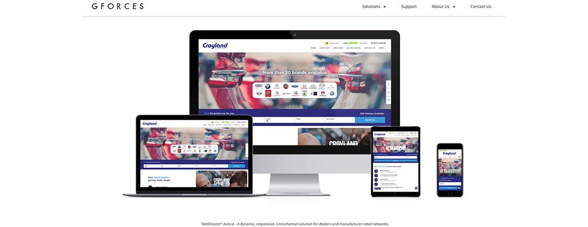 GForce website