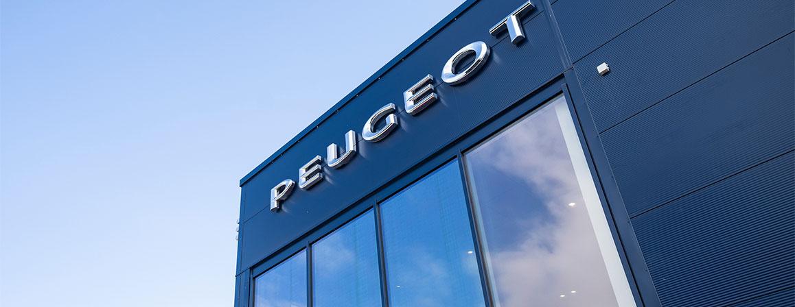 Peugeot Garage