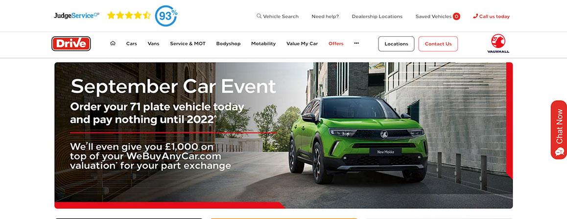 Driver Motor Retail