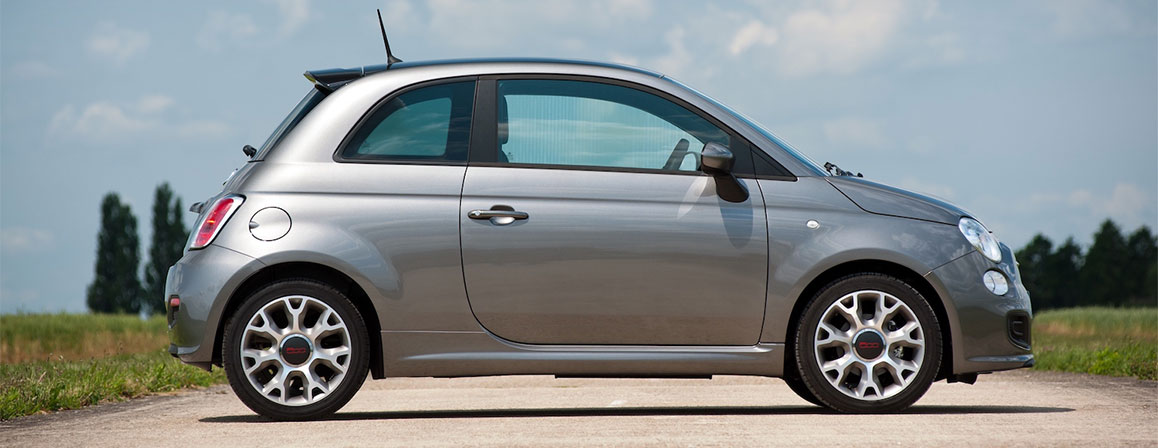 Grey Fiat
